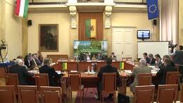 Összeült a megye közgyűlése