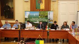 Összeült a megyei közgyűlés