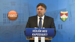 Gelencsér Attila marad a Parlament jegyzője