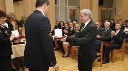 Elismerés a kormánymegbízottnak