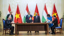 Tárgyalások Hanoiban
