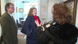 Brit diplomata Kaposváron