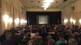 Marcaliban tartott lakossági fórumot Kövér László