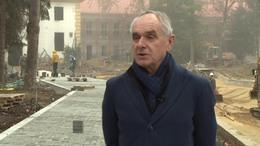 Szita Károly: a 21. század városát építjük
