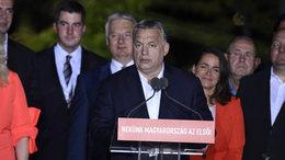 Orbán: rekordgyőzelmet arattunk
