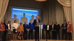 Ismét Szita Károly Kaposvár polgármestere