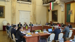 Ülésezett a megyei közgyűlés