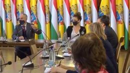 Az óvodai vezetőkkel egyeztetett Kaposvár polgármestere