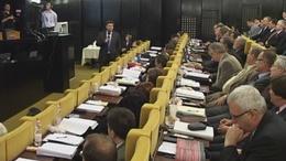 Három párt, két civil szervezet állított megyei listát