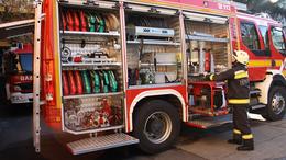 Újítottak a tűzoltók