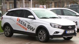 Megnéztük a Lada Vesta család két új tagját