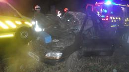 Négy sérült a hétfői balesetben