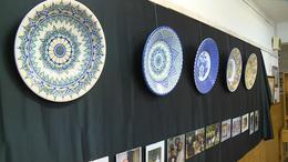 Kiállítása nyílt a Príma-díjas keramikusnak