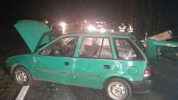 Fotókon a szombat esti baleset
