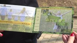 Pollennaptár kerül a postaládákba