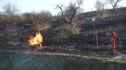 Tizenkét óra alatt huszonkétszer vonultak a tűzoltók
