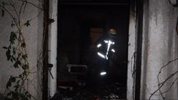 Lángolt a teljes családi ház