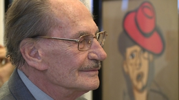 Az alkotás teszi boldoggá a volt francia köztársasági elnök apját