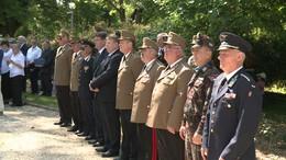 A magyar honvédelem napját ünnepelték