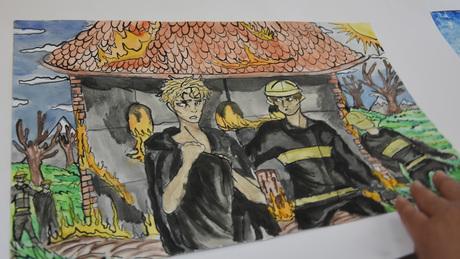 569 alkotás a somogyi katasztrófavédők felhívására