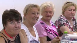 Ünneplő nyugdíjasklub