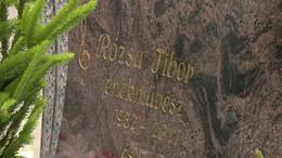 Utolsó útjára kísérték Rózsa Tibort