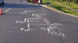 Biciklist gázoltak a Pécsi utcában