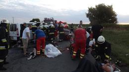 Négy balesetben tizenegyen sérültek