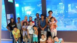 Állatkertben jártak a mesztegnyői gyerekek