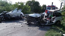 Rengeteg baleset volt pénteken a somogyi utakon