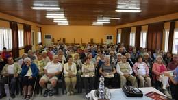 Nyugdíjasokat tájékoztattak