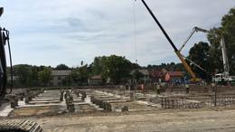 Javában építik a kaposvári versenyuszodát