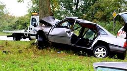 Halálos baleset a 68-as úton