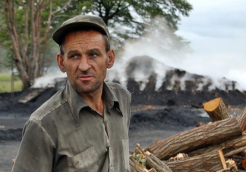 Faszénégető - Vuncs István