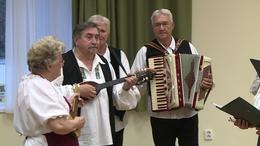 Ünnepelt a horvát önkormányzat
