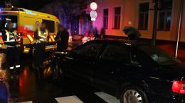 Két gyalogost is elgázoltak a belvárosban; súlyosan sérülhettek