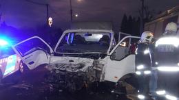 Öt sérült egy nagyatádi balesetben