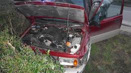 Fotókon a csütörtöki baleset