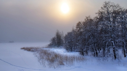 A hétvégén még marad a téli idő