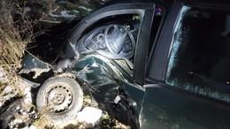 Fotókon a szerda esti baleset
