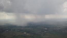 Kiadós csapadékkal ciklon vonul át felettünk