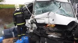 Fotókon a kedd reggeli baleset