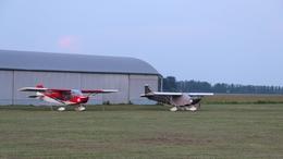 Balatonkeresztúron landoltak az engedély nélküli repülők