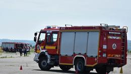 Somogyi tűzoltó-sofőrök az ország  élmezőnyében