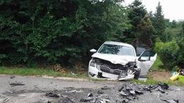 Súlyos baleset történt Igalnál