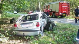 Négyen megsérültek a balesetben Kőkútnál