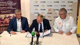 Több mint 50 millió forinttal támogatja Kaposvár a vízilabdázókat