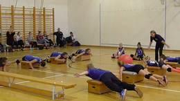 Szakmai napot tartott a Kaposvári Röplabda Akadémia