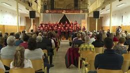 Zenével zárult a Munkácsy centenáriumi rendezvénysorozata