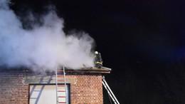 Tető lángolt Somodorban